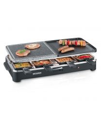 RG 2341 Raclette-Grill mit Naturgrillstein