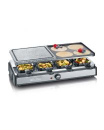 RG 2344 Raclette Grill mit Naturgrillstein